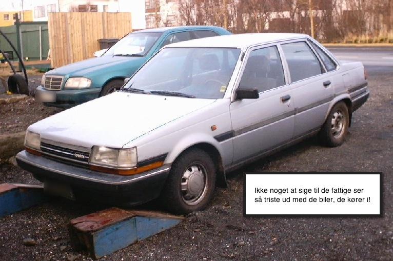 Mercedes for rigtige mænd