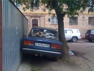 Russiske bilister